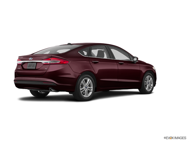 New Car 2018 Ford Fusion SE