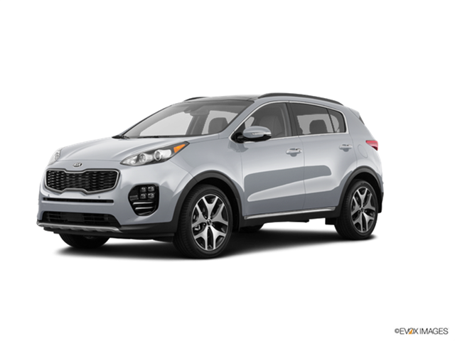 New Car 2018 Kia Sportage SX