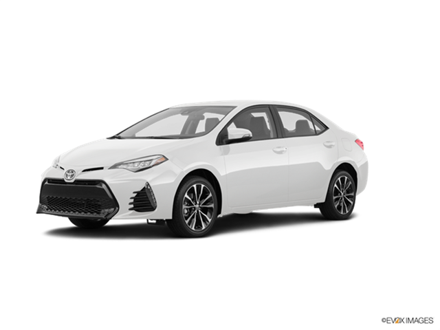 2018 Corolla Price >> 2018 Toyota Corolla L New Car Prices Kelley Blue Book
