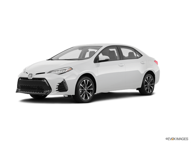 2018 Toyota Corolla LE New Car Prices | Kelley Blue Book