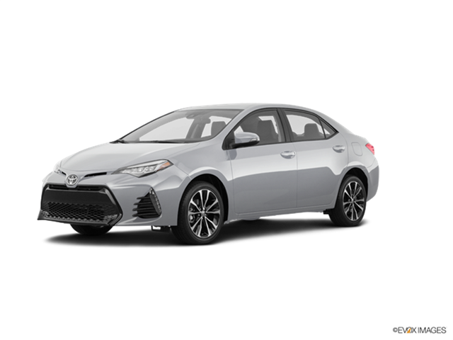New Car 2018 Toyota Corolla L