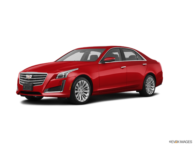 Best Safety Rated Luxury Vehicles of 2018 - 2018 Cadillac CTS
