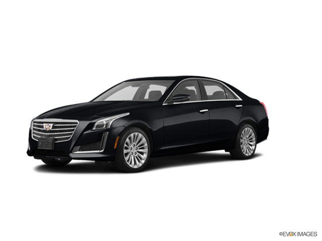 New Car 2018 Cadillac CTS 2.0 Luxury
