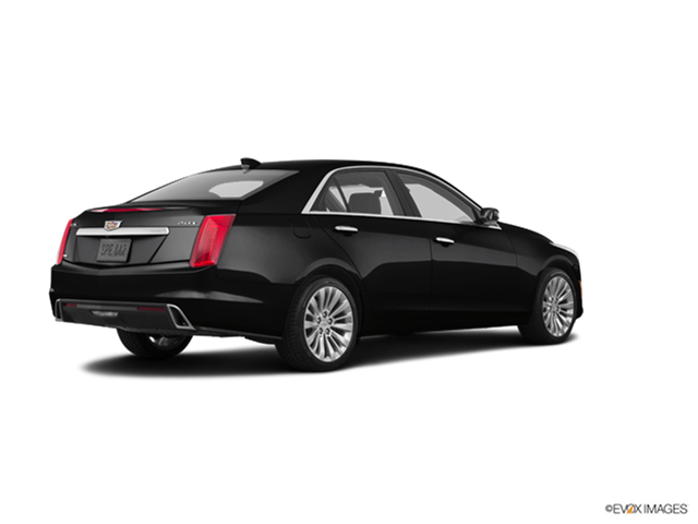 New Car 2018 Cadillac CTS 3.6 Luxury