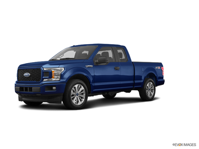 New Car 2018 Ford F150 Super Cab XL