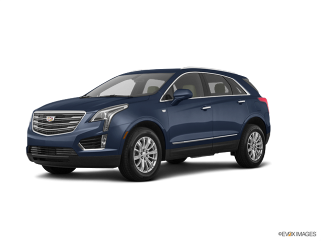 New Car 2018 Cadillac XT5