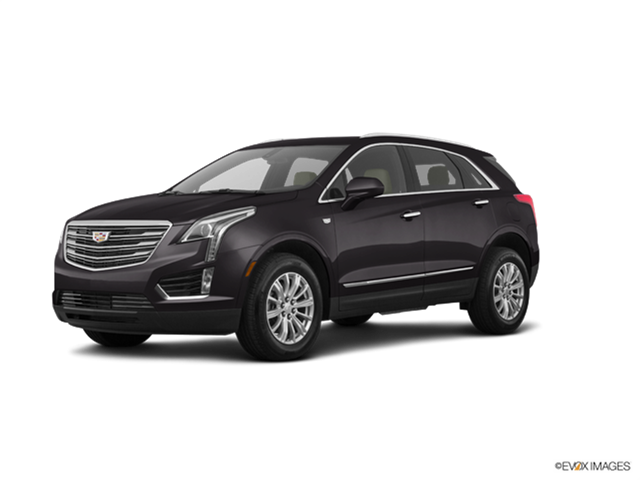 New Car 2018 Cadillac XT5 Luxury