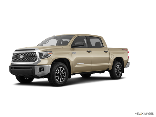Best Safety Rated Trucks of 2018 - 2018 Toyota Tundra CrewMax