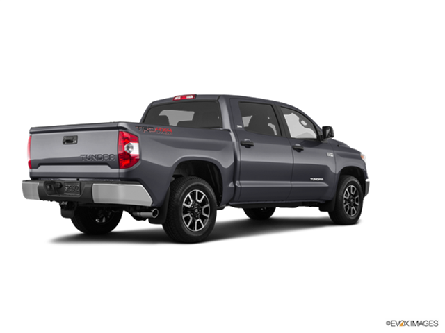 New Car 2018 Toyota Tundra CrewMax SR5