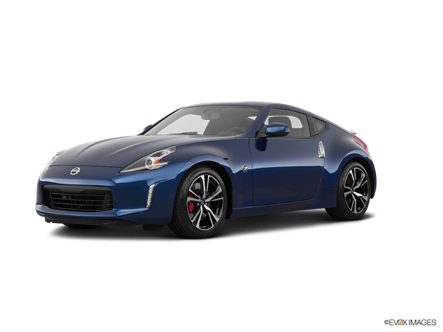 New Car 2018 Nissan 370Z Sport Tech