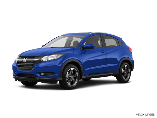 Top Expert Rated Crossovers of 2018 - 2018 Honda HR-V