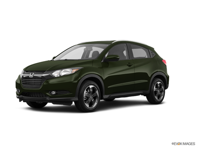 Best Safety Rated SUVs of 2018 - 2018 Honda HR-V