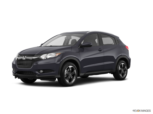 Top Expert Rated SUVs of 2018 - 2018 Honda HR-V