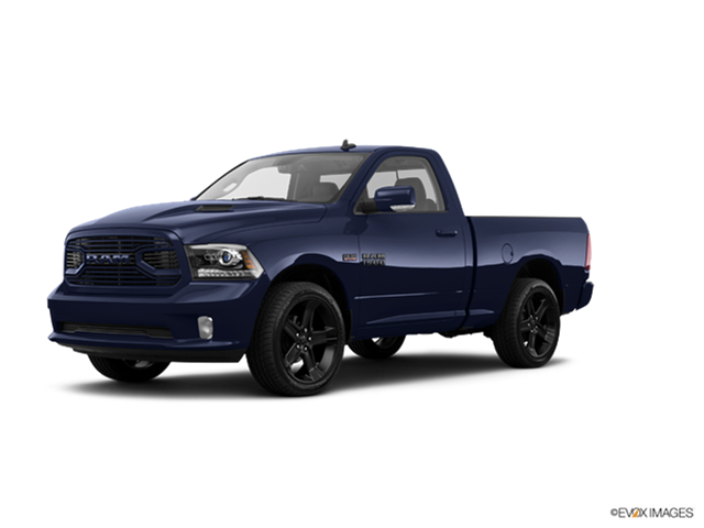 New Car 2018 Ram 1500 Regular Cab Sport