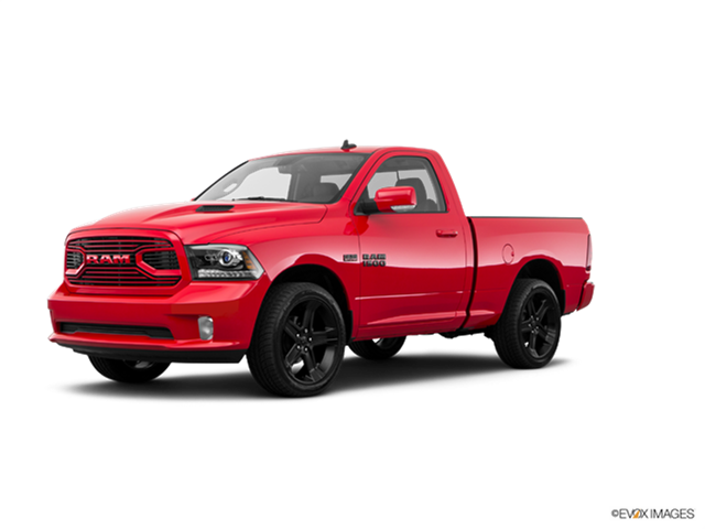 New Car 2018 Ram 1500 Regular Cab Tradesman