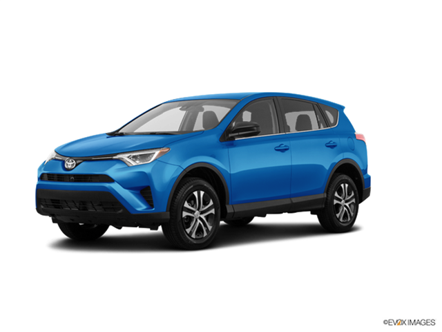 New Car 2018 Toyota Rav4 Le