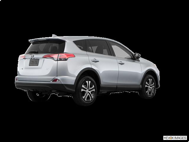 New Car 2018 Toyota Rav4 Le