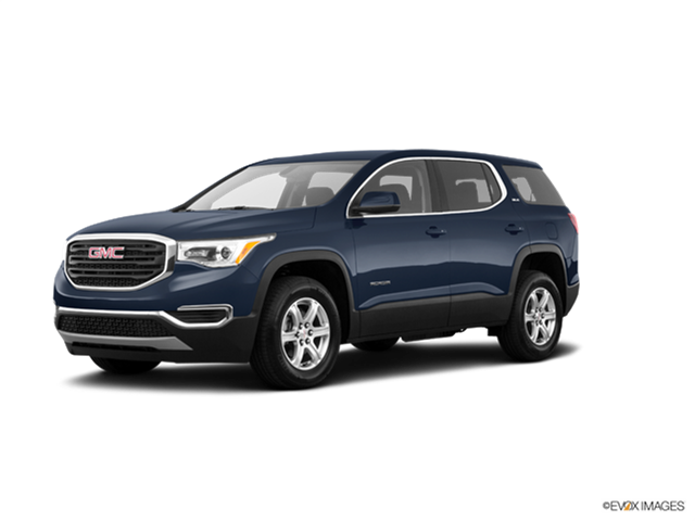 New Car 2019 GMC Acadia SLE-2
