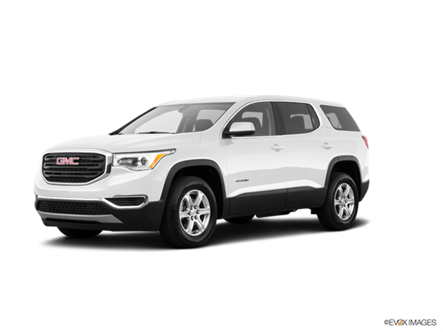 Gmc Terrain For Sale >> 2018 GMC Acadia | Kelley Blue Book