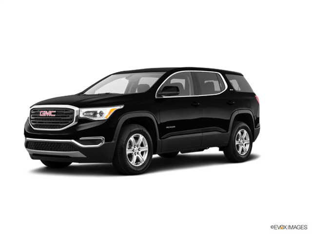 Best Safety Rated SUVs of 2018 - 2018 GMC Acadia