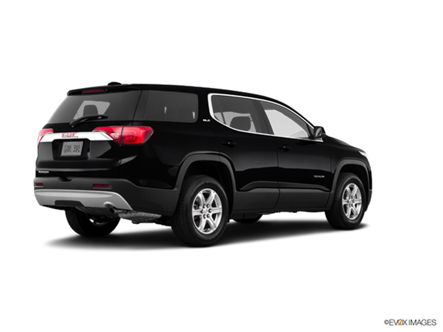 New Car 2019 GMC Acadia SLE-1
