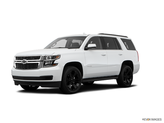 2018 Tahoe Ltz >> 2018 Chevrolet Tahoe | Kelley Blue Book
