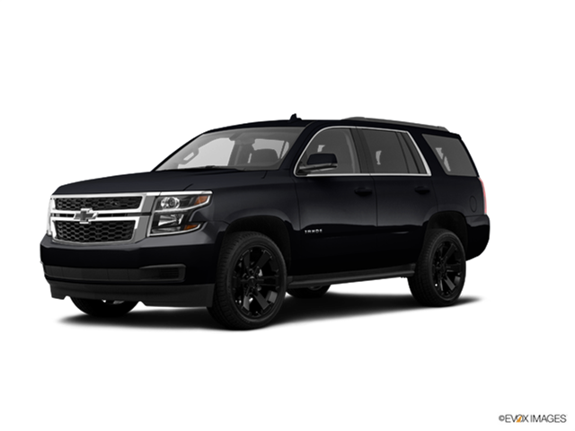 New Car 2018 Chevrolet Tahoe LT