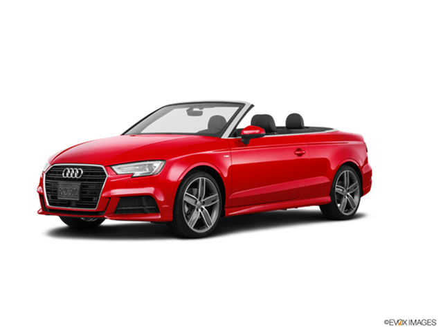 Top Expert Rated Convertibles of 2018 - 2018 Audi A3