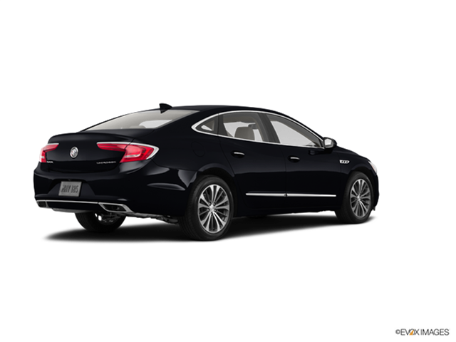 New Car 2018 Buick LaCrosse Essence