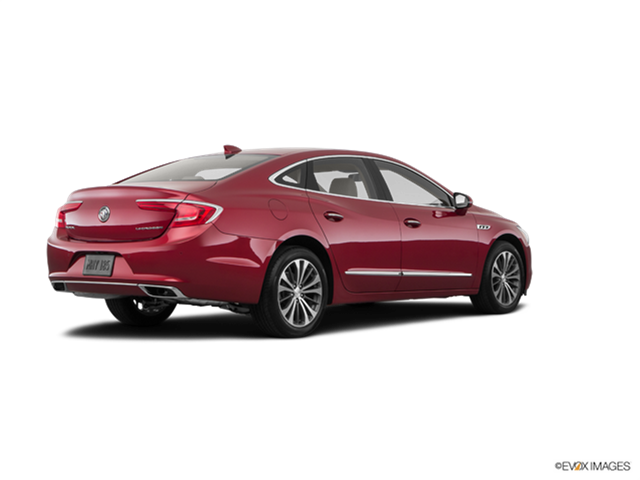 New Car 2019 Buick LaCrosse Essence