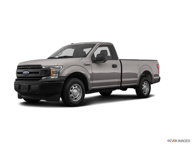 New Car 2018 Ford F150 Regular Cab XLT