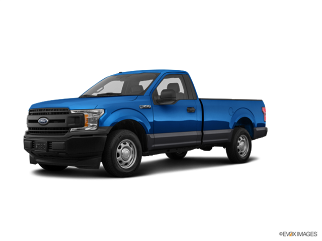 Best Safety Rated Trucks of 2018 - 2018 Ford F150 Regular Cab