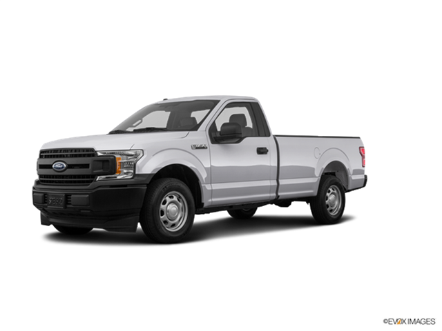 New Car 2018 Ford F150 Regular Cab XL