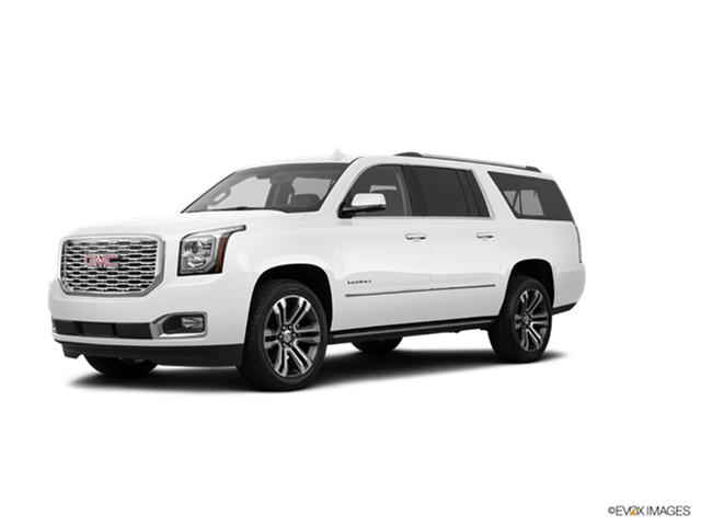 2018 gmc yukon xl denali new car prices kelley blue book. Black Bedroom Furniture Sets. Home Design Ideas