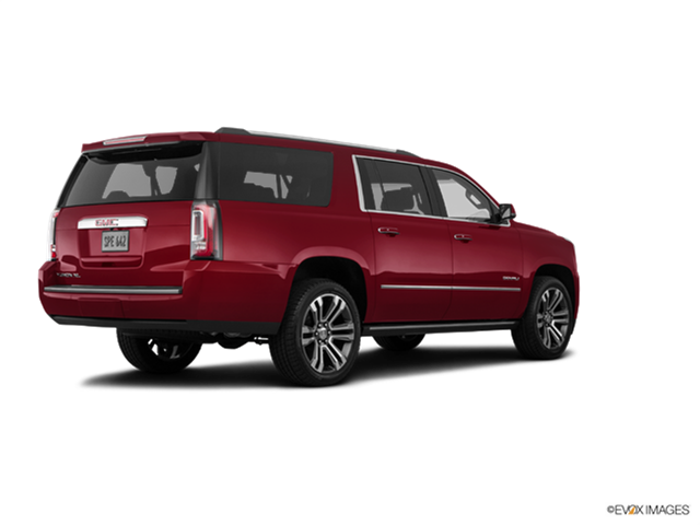 New Car 2018 GMC Yukon XL Denali