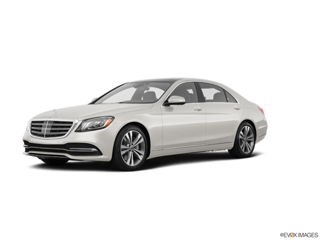 2018 mercedes benz s class kelley blue book for Mercedes benz blue book