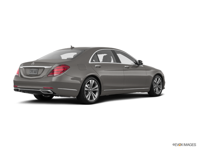 New Car 2018 Mercedes-Benz S-Class S 450