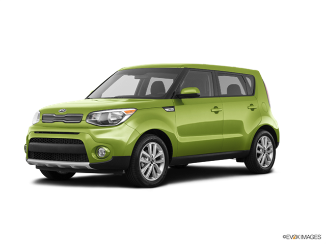 Best Safety Rated Hatchbacks of 2018 - 2018 Kia Soul