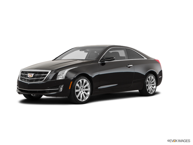 New Car 2018 Cadillac ATS Luxury