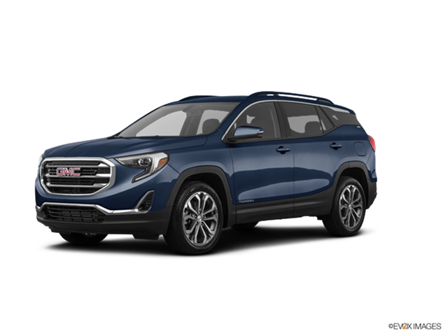 New Car 2018 GMC Terrain SLT