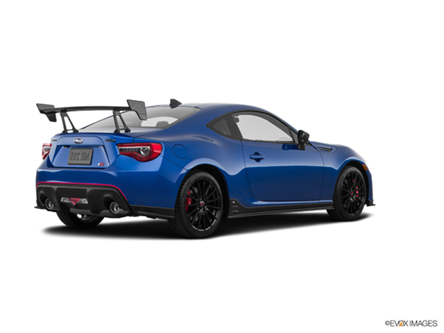 New Car 2018 Subaru BRZ tS