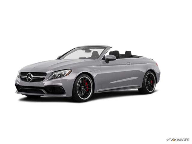 New Car 2018 Mercedes-Benz Mercedes-AMG C-Class C 63 S AMG