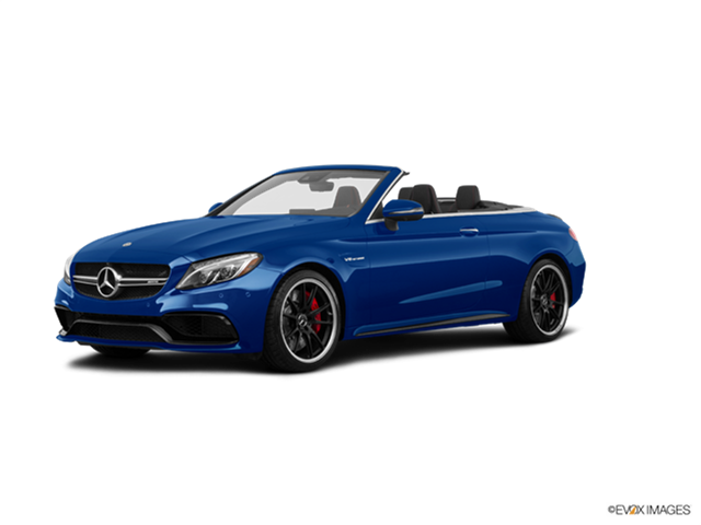 Top Expert Rated Convertibles of 2018 - 2018 Mercedes-Benz Mercedes-AMG C-Class