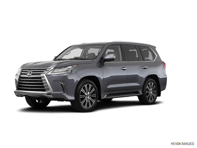 New Car 2018 Lexus LX LX 570