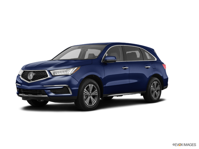 New Car 2019 Acura MDX SH-AWD w/Technology Pkg