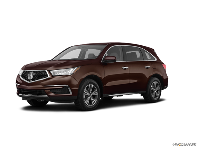 New Car 2019 Acura MDX SH-AWD
