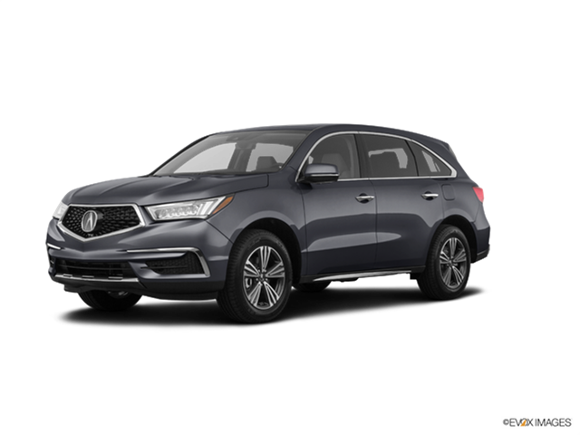 New Car 2019 Acura MDX SH-AWD w/Technology & Entertainment Pkgs