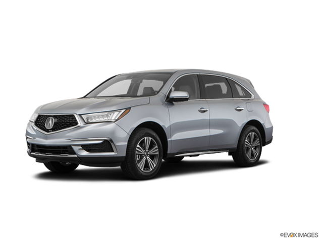 New Car 2019 Acura MDX SH-AWD w/Technology & A-Spec Pkgs