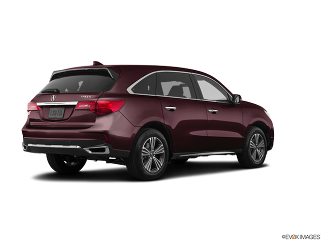 New Car 2018 Acura MDX SH-AWD w/Advance & Entertainment Pkgs