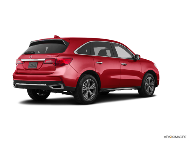 New Car 2018 Acura MDX Base w/Advance & Entertainment Pkgs